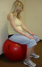 Seated Ball