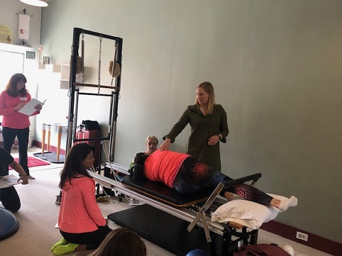 PRI Integration for Pilates - Postural Restoration Institute
